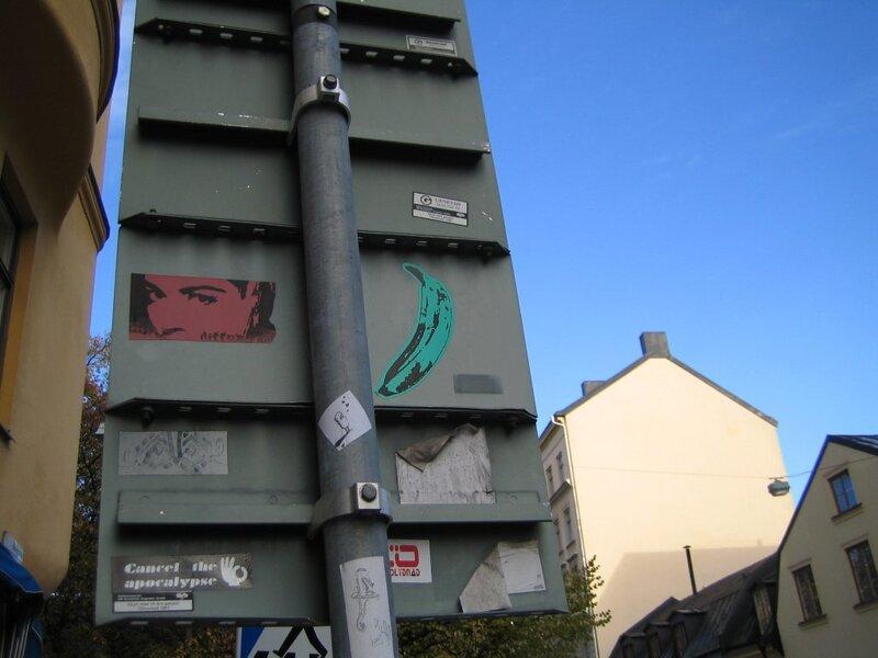 sweden street art