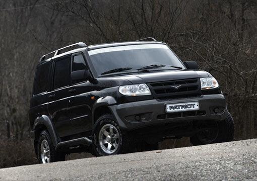 Разрабатывается план выпуска внедорожников УАЗ на базе платформы SsangYong.
