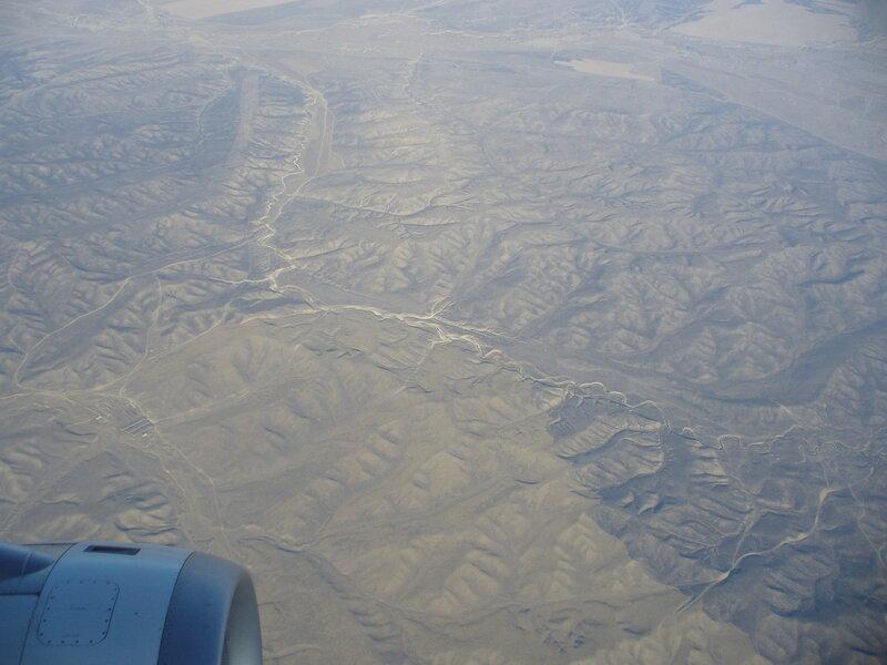 Казахстанский пейзаж