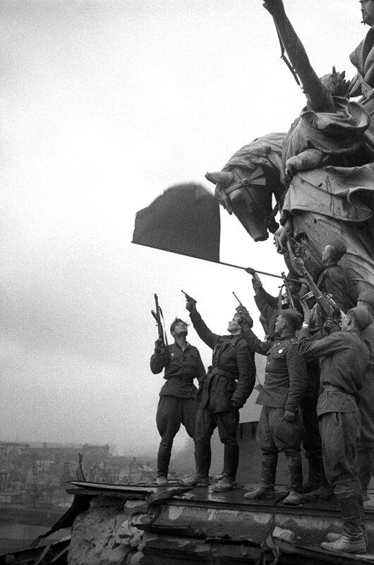 The Second World War. Alliance.