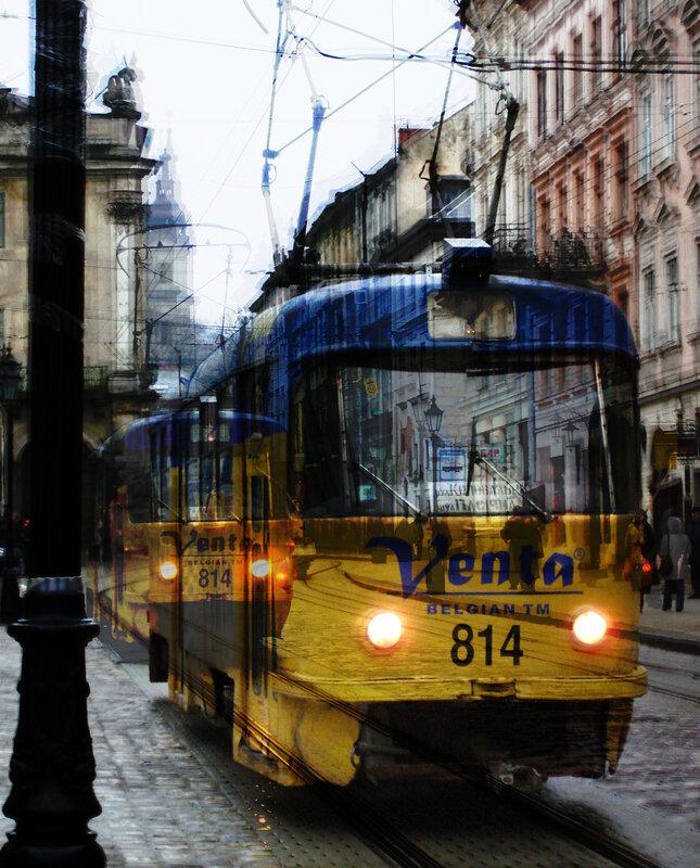 Містифікація трамваю