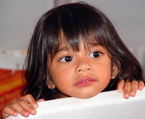 Индонезия девочка ребенок