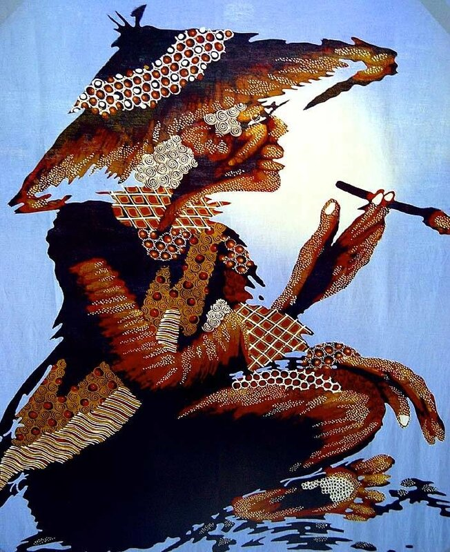 батик Индонезия