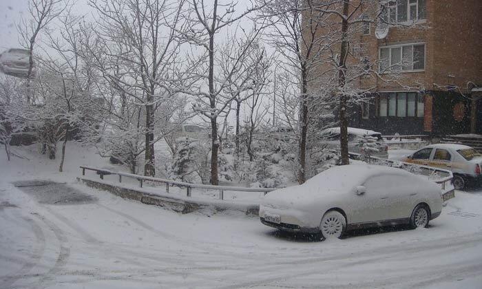 В Приморье объявили штормовое предупреждение (ФОТО)