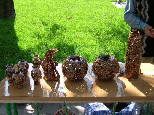 Набережная - Ажюрная керамика