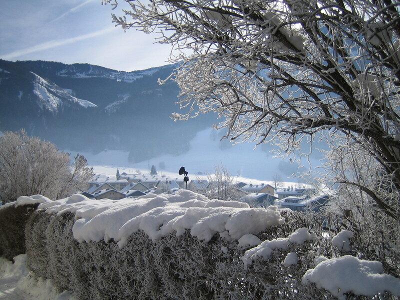Капрун, Альпы