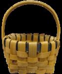 Empty basket and wickerwork 2 Пустая корзина и плетенные изделия 2 - Набор элементов для коллажей 65 PNG...