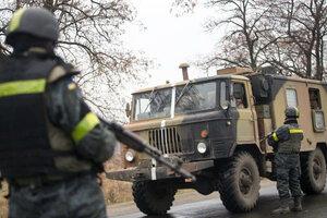 Украина не собирается отводить войска от поселка Широкино
