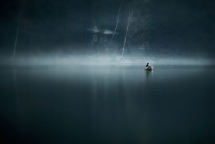 Великолепные ночные фотографии Микко Лагерстедта