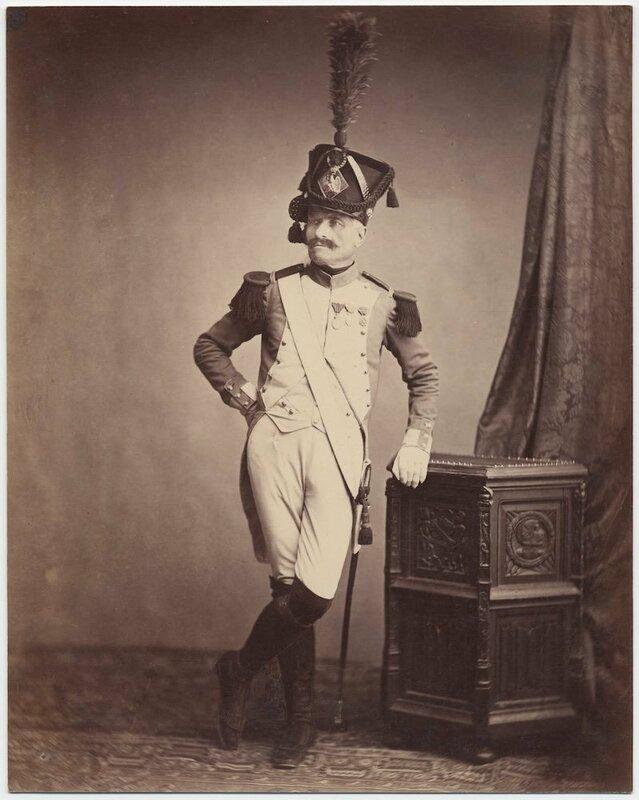 Monsieur Vitry Departmental Guard