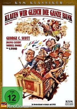 Klauen wir gleich die ganze Bank (1974)