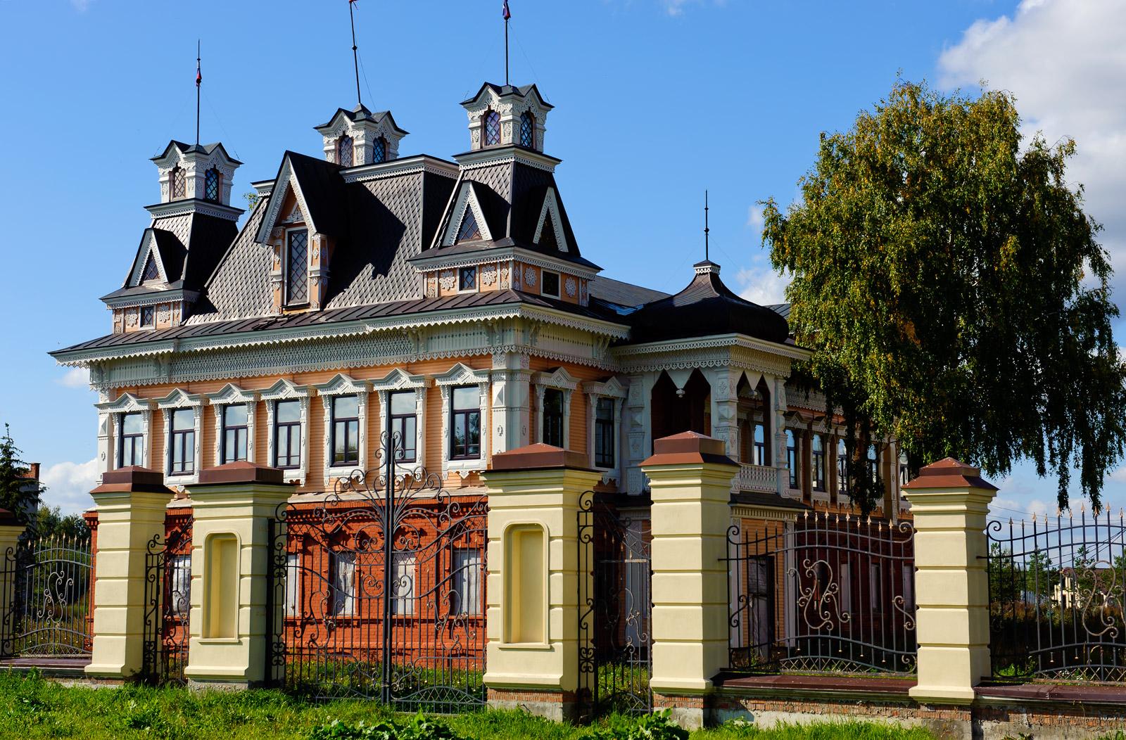 Гостевой дом Понизовкина.