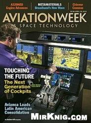 Журнал Aviation Week & Space Technology №13 2013