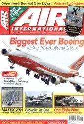 Журнал Air International №8 2011