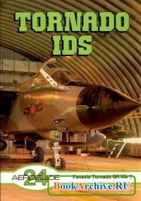 Книга Panavia Tornado IDS GR Mk.1 (Aeroguide 24).