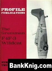 Книга Grumman F4F-3 Wildcat  [Aircraft Profile 053]