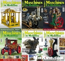 Журнал Maschinen im Modellbau №№1-6 2014