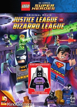 LEGO Justice League Vs. Bizarro League (2015)