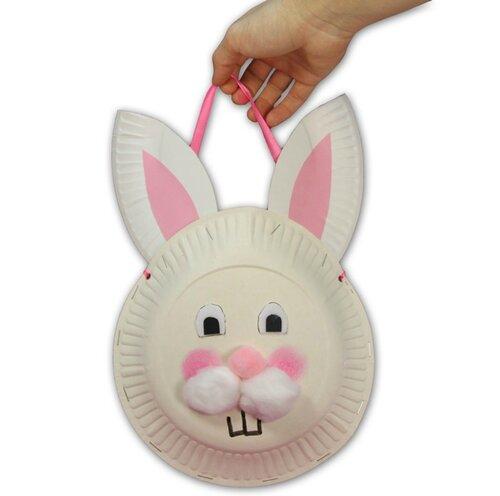 Заяц поделка для детей