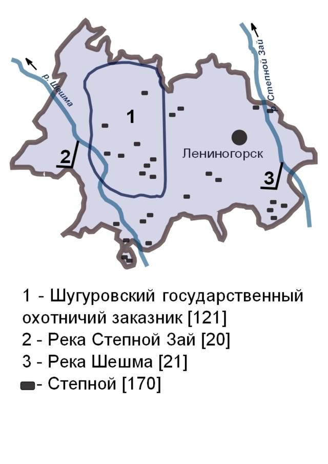 Лениногорский район РТ