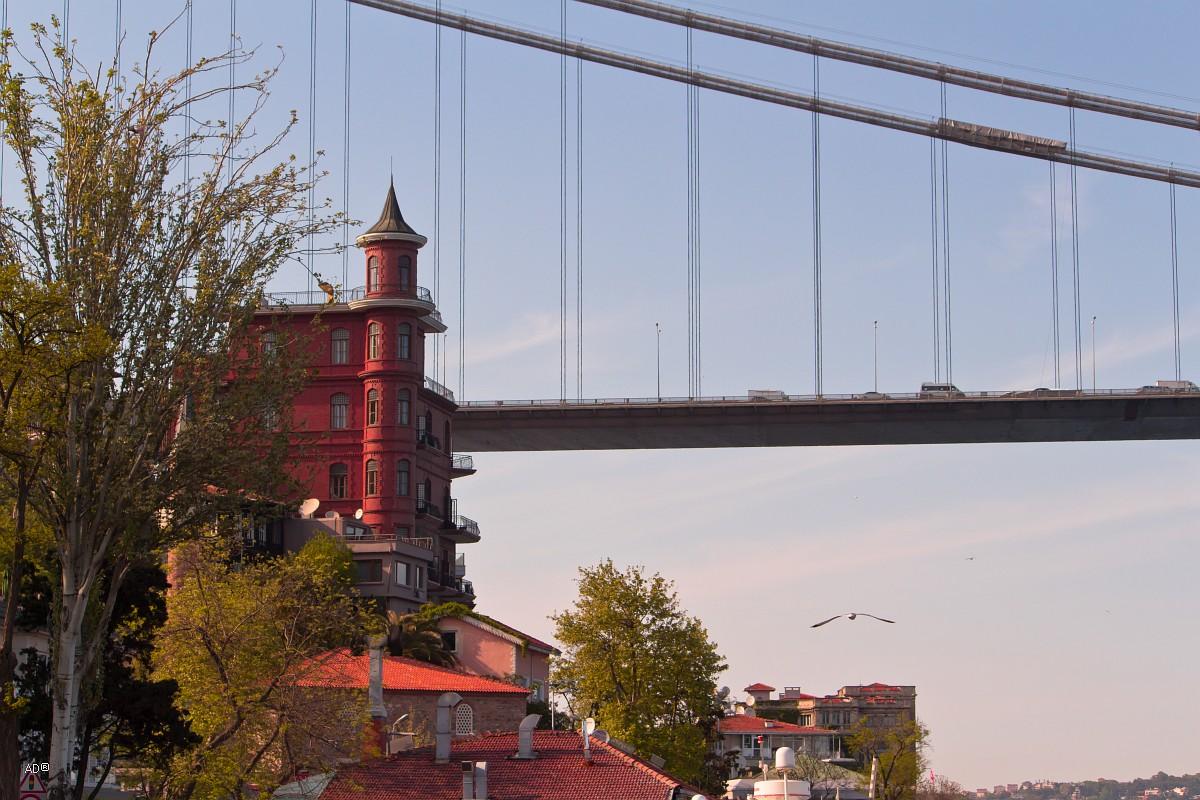 Стамбул 2015 - Мосты