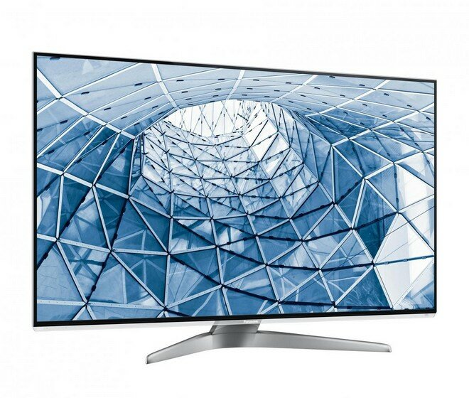 Телевизоры Panasonic 2012