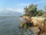 В бухте на Ясенской косе