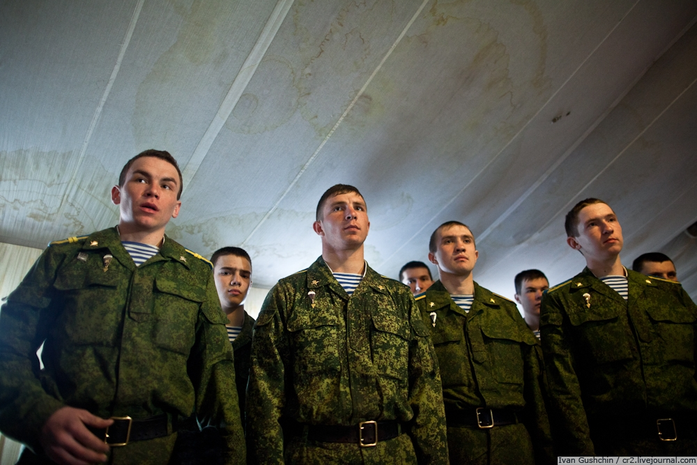 Сборы полковых священников