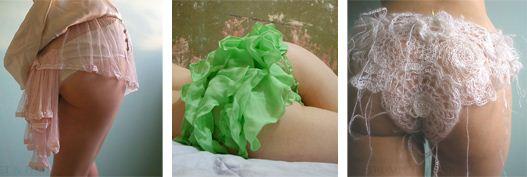 Strumpet & Pink: трусы, как произведения искусства