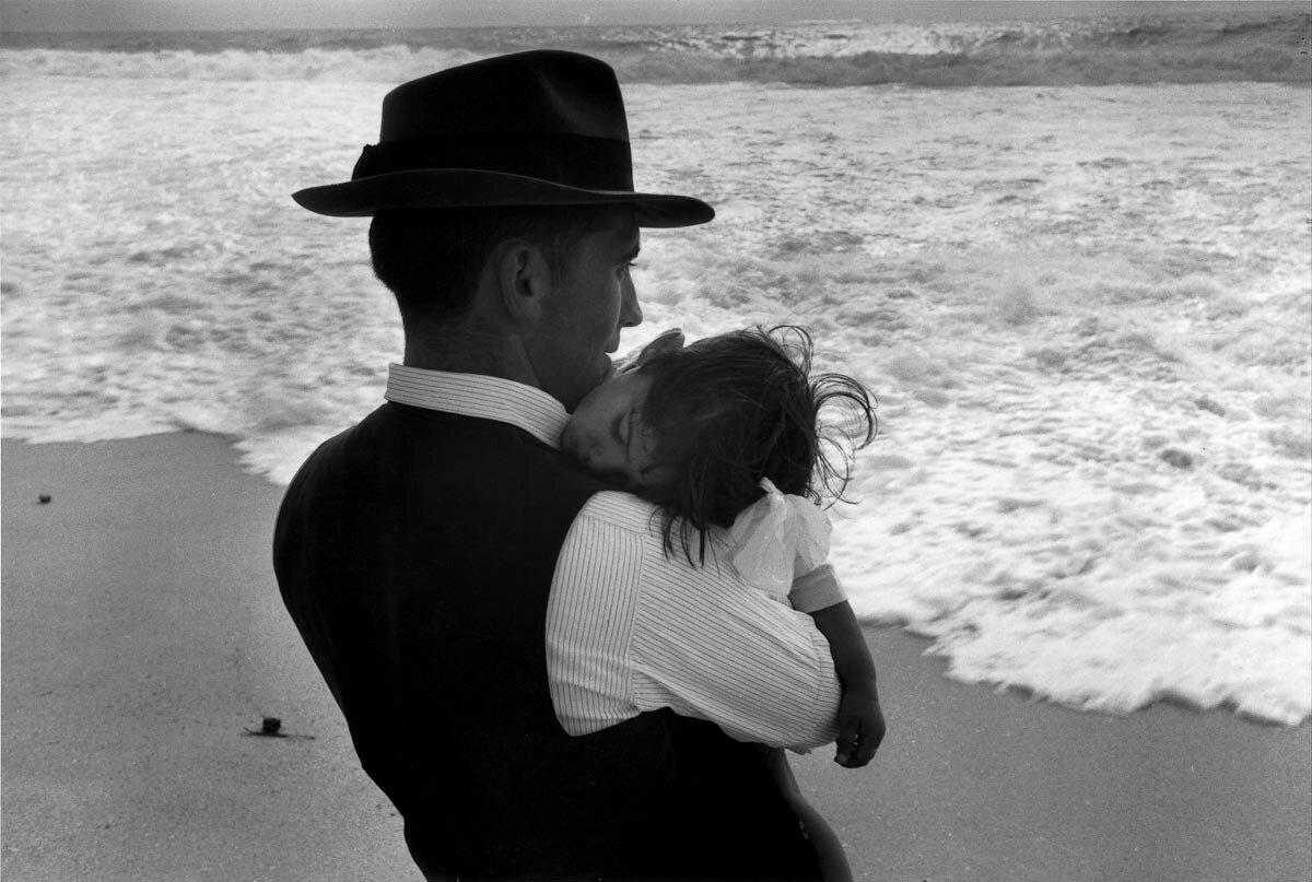 1956. Назаре. Португалия