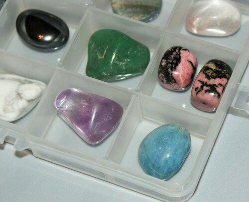 Энергия Камней №53 - Аквамарин