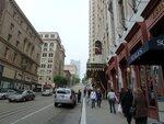 """Мой отель """"Сэр Френсис Дрейк"""" на Пауэлл Стрит рядом с Юнион Сквер"""