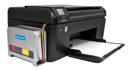 Как переделать принтер hp в снпч своими