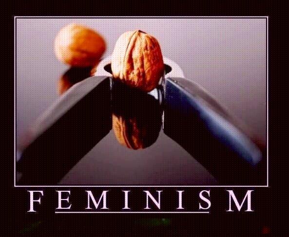 Феминизм. Сексуальные домогательства и презумпция невиновности