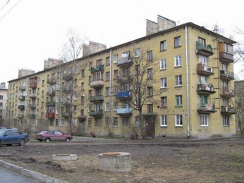Краснодонская ул. 25