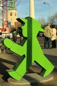 Зелёный человек