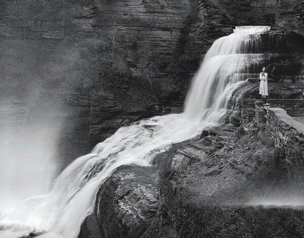 Jeff Bark. Настоящее искусство фотографии в одной фотосессии