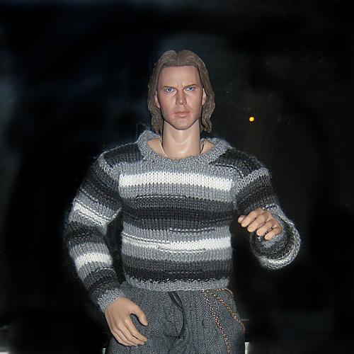 сори немного вязания