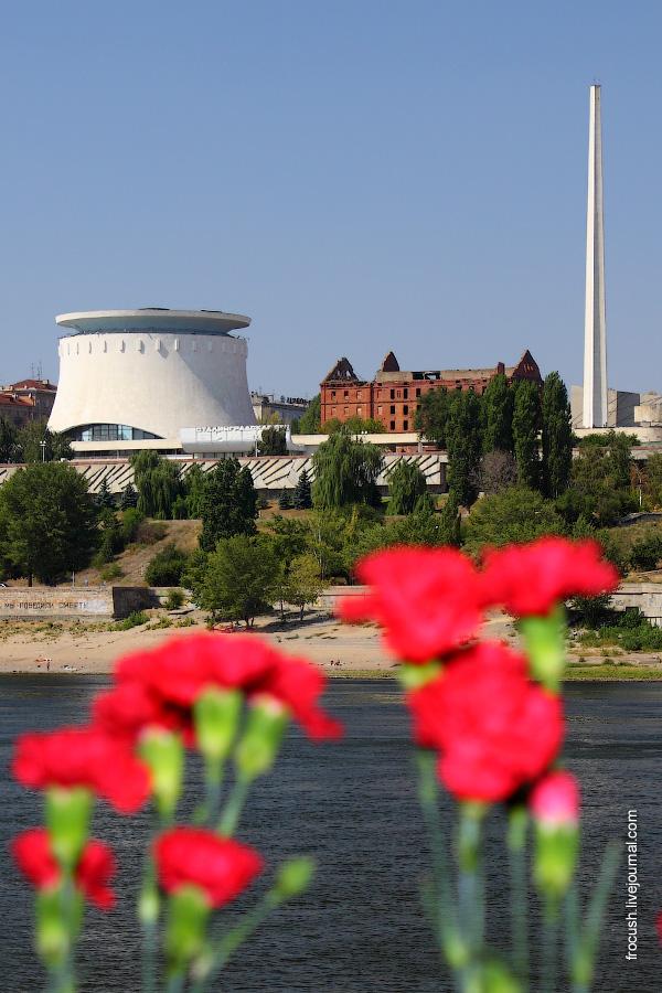 Музей-панорама «Сталинградская битва»