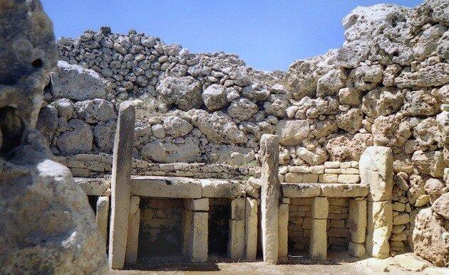 Мегалитические храмы Мальты. Джгантия