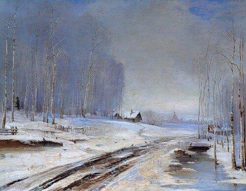 Картинки зима срисовывать раскраска