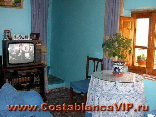 таунхаус в Bocairent, недвижимость в Испании, таунхаус в Испании, коста бланка, costablancavip