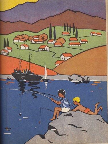 Так делали книги в 60-х в Крыму