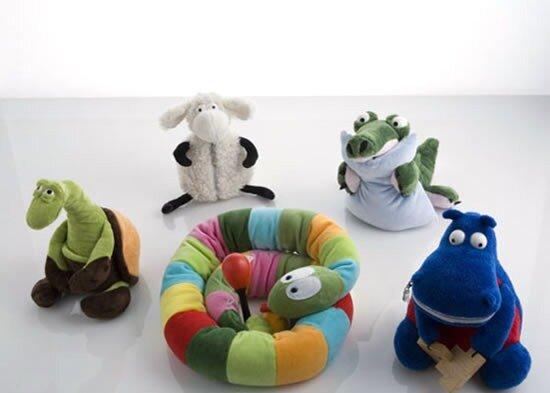 сумасшедшие игрушки