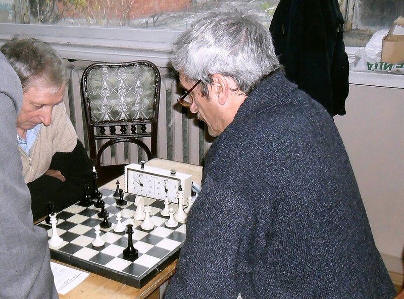 На шахматной арене