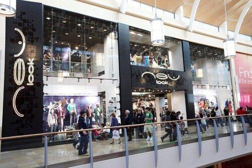 Открытие первого магазина New Look в Киеве