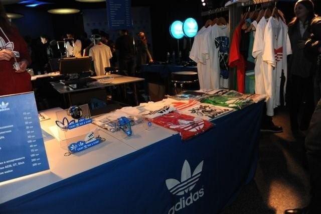 Noize MC в клубе Crystal Hall. При поддержке adidas Originals