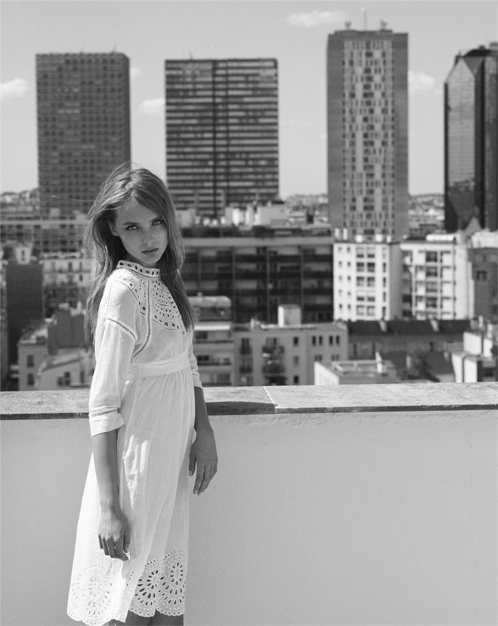 модель Снежана Онопка / Snejana Onopka, фотограф Karim Sadli
