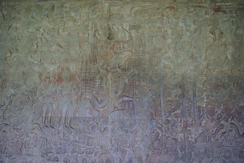 Храмы ангкор