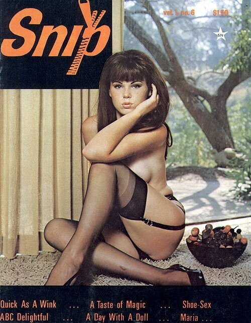 винтажные эротические журналы